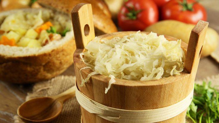 5 powodów dla których warto spożywać kiszoną kapustę