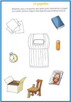 Wat hoort bij het oud papier? / AS NOSSAS PARTILHAS