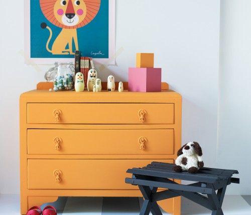 Marigold (209) - Oranje Verfkleuren