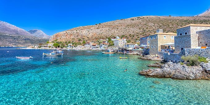 Προορισμοί | Πελοπόννησος: 5 υπέροχα χωριά δίπλα στη θάλασσα