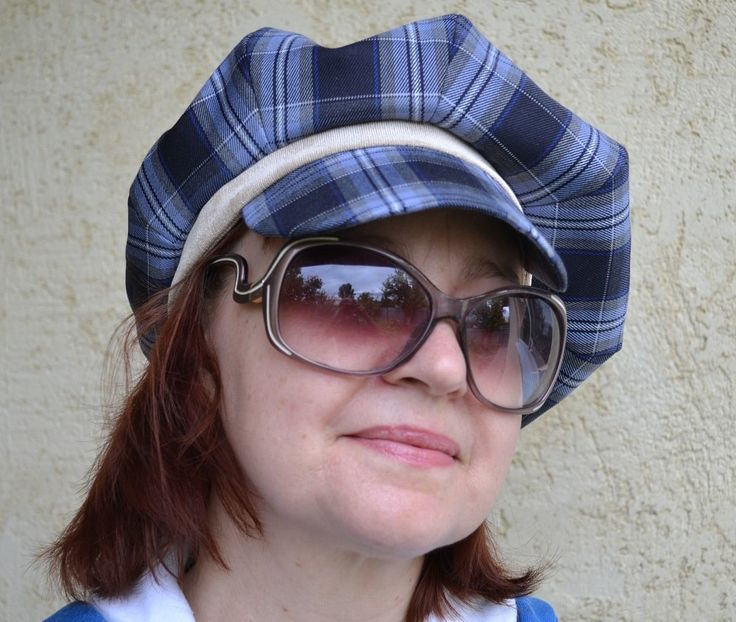 How To Make Newsboy Hat