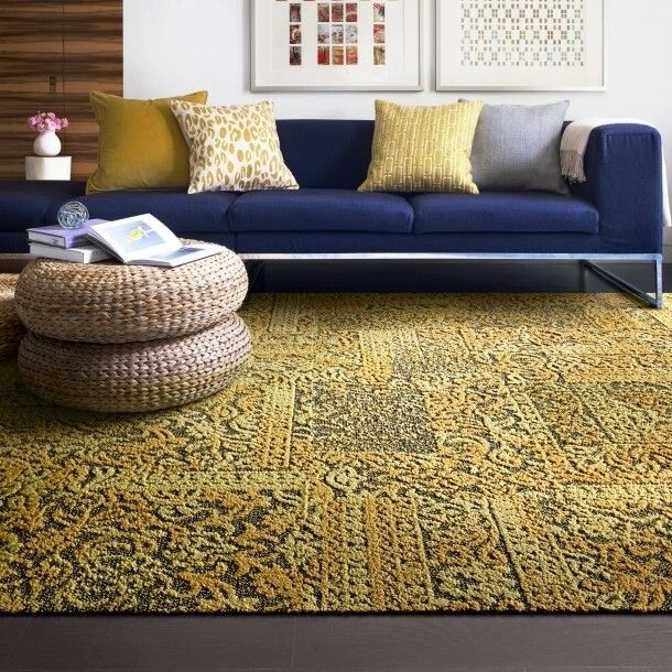Pin By Makingmorebeauty On Yellow Decor Living Room Area Rugs