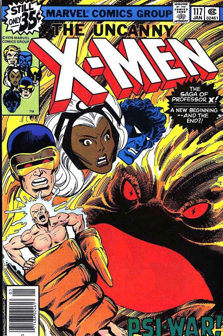 John persons comics for sale - The Uncanny Xmen 117