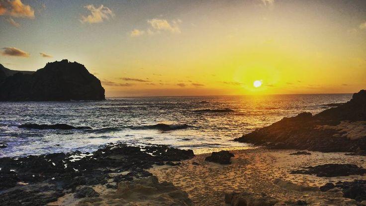 #portosanto #vilabaleira #vilabaleiraresort #sunset #sun  #pordosol #portugal #resort #island by vilabaleira