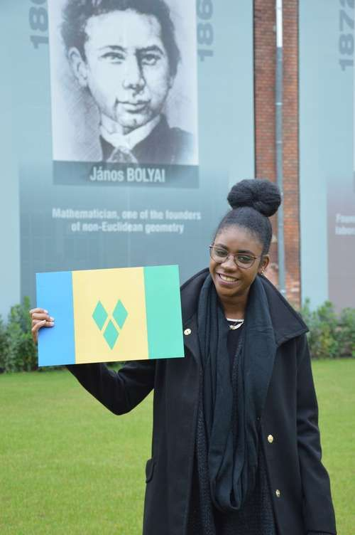 International Business School – Interview with our BSc student, La Sheika Campbell from Vincent and the Saint Grenadines. http://www.ibs-b.hu/student-life/blog/v/interview-with-our-bsc-student-la-sheika-campbell/