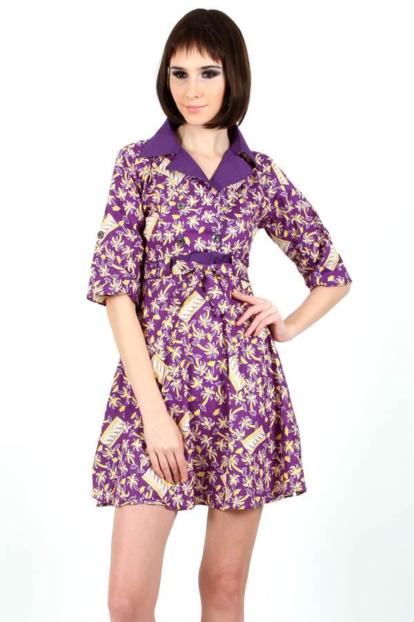 Sekar Batik Dress www.pinkemma.com
