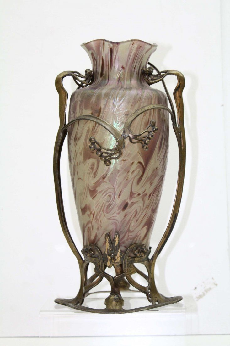 250 best wilhelm kralik images on pinterest art nouveau canela lota loetz style swirled purple and ochre glass baluster lot number365 reviewsmspy