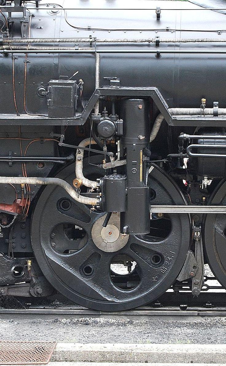 C61 20 feed pump - 蒸気機関車 - Wikipedia