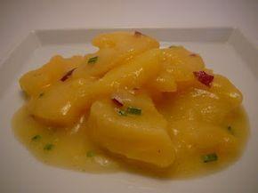 Klasszikus bécsi krumplisaláta (a világhírű Figlmüller nyomában) ~ Receptműves