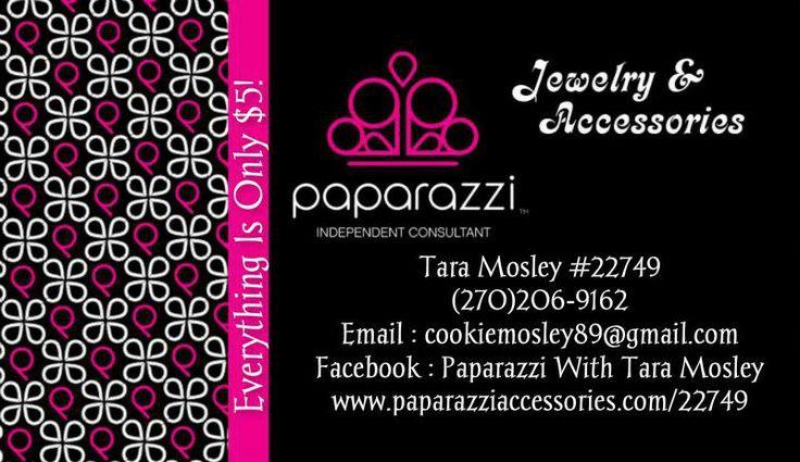 Business card template paparazzi pinterest template colourmoves Choice Image