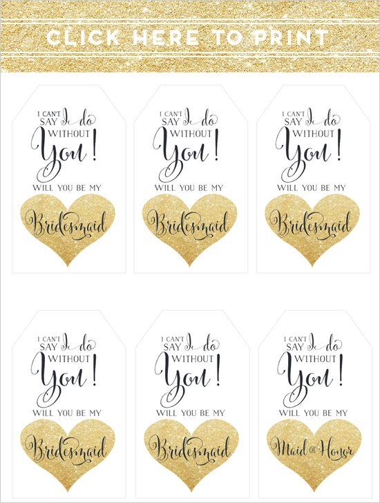 free printable tags @weddingchicks