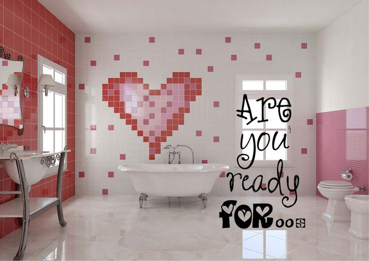 #Colurs #tiles  #laccati #italy #handmade #pink #red #love #interior #design #decoration #valentine