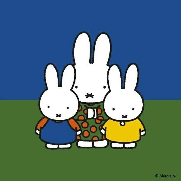 Miffy loves spending time with Aunty Alice.