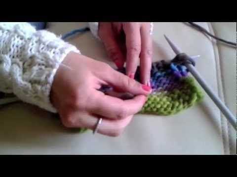 Il lavoro a maglia: tecniche e segreti di un'arte ritrovata - YouTube