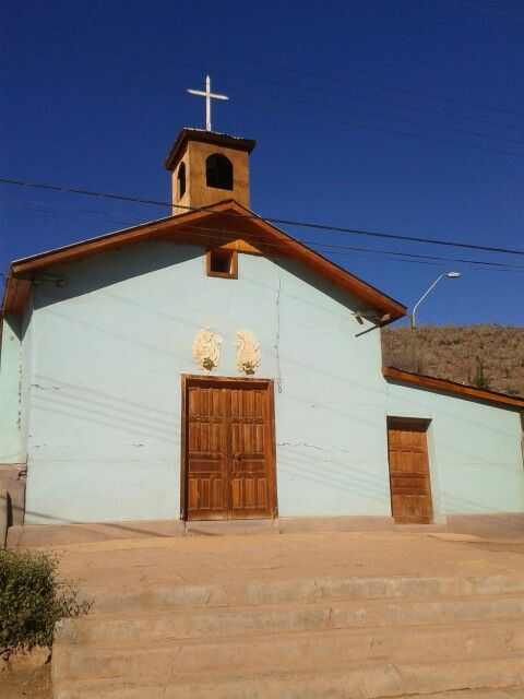 Parroquia Barrancones