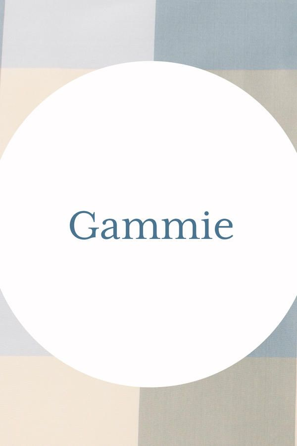 Gammie - Our Favorite Southern Grandma Names - Southernliving. null