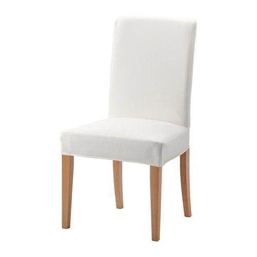 HENRIKSDAL Chair IKEA The chair legs are made of solid wood, which is a durable natural material.