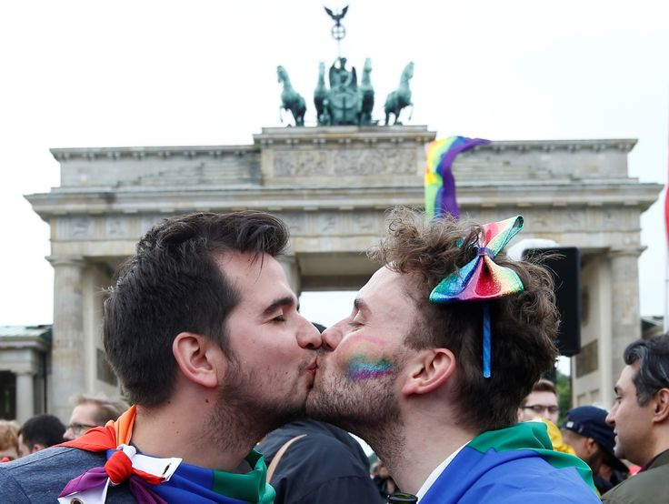Christian Politicians Are Trying to Stop Same-Sex Weddings in Germany