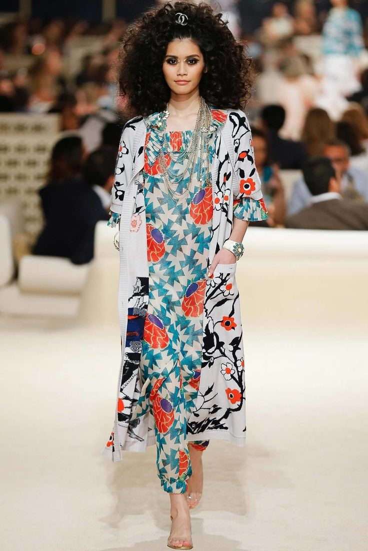 Chanel Resort 2015 Collection Photos - Vogue