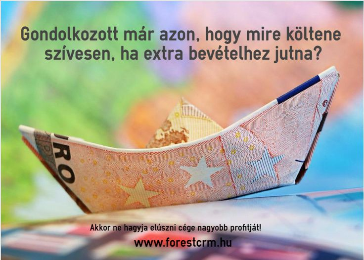 Részleteket itt talál: www.forestcrm.hu