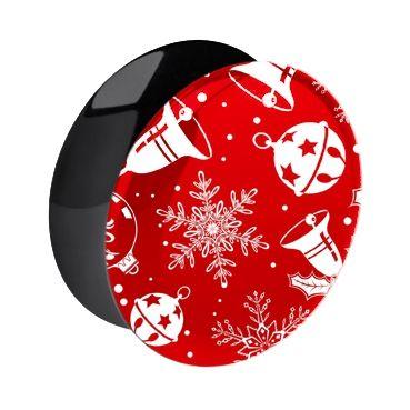 Plug do ucha Vánoční pozadí