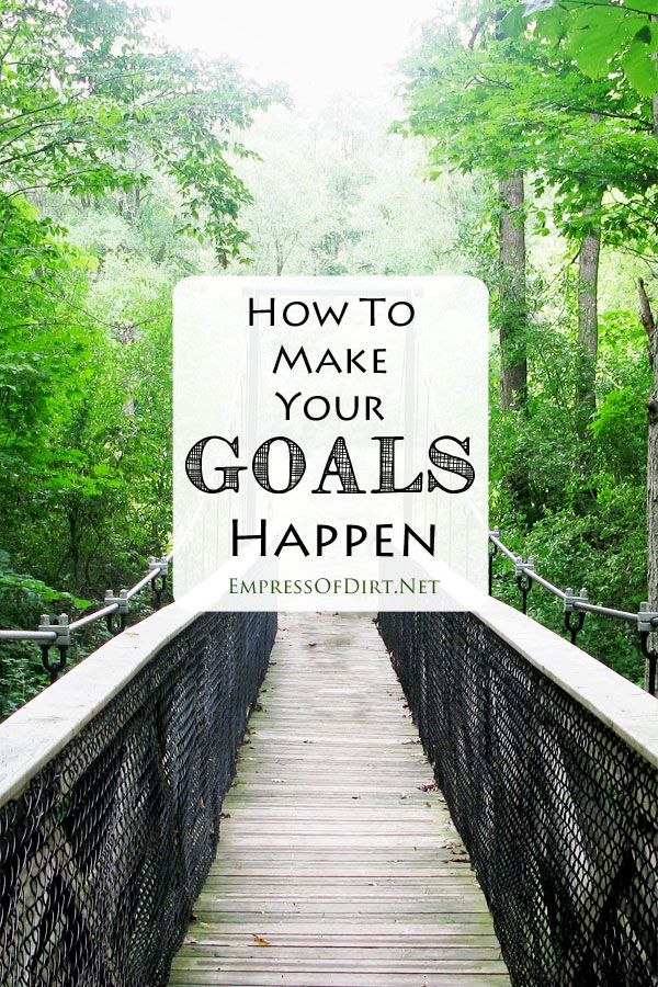 7 Steps to set your goals and actually make them happen - works for anything - weight loss, decluttering, moving, debt-management https://twitter.com/NeilVenketramen