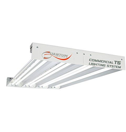 Special Offers - QUANTUM T-5 4 ft 8 Lamp Grow Light Fixture 432w Review - In stock & Free Shipping. You can save more money! Check It (November 16 2016 at 01:22AM) >> http://growlightusa.net/quantum-t-5-4-ft-8-lamp-grow-light-fixture-432w-review/