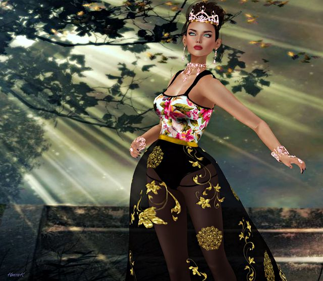 Virtual NightMare Styling: Glitter, [west end], Moondance Boutique, Glitter P...