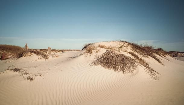 15 of the wildest, most secluded beaches on the Texas gulf coast