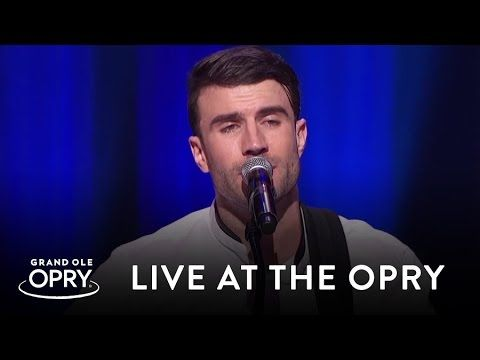 "Sam Hunt - ""Take Your Time"" 