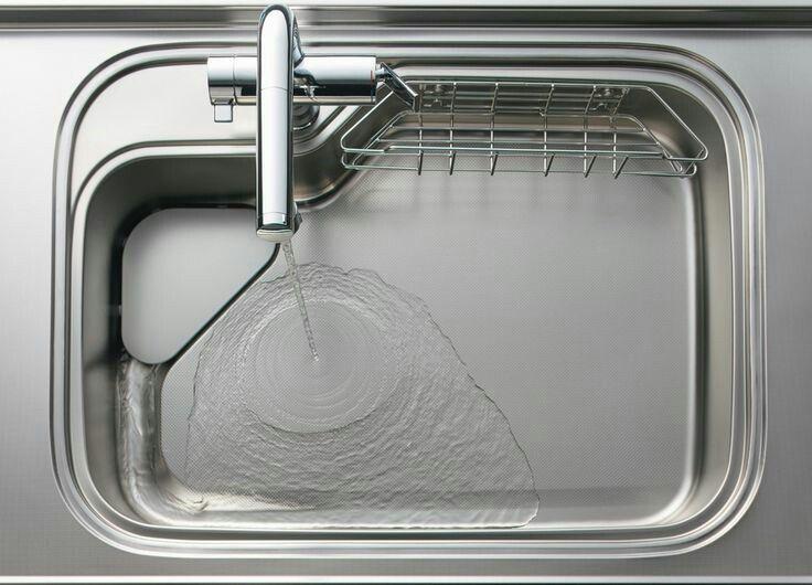 Products we like / Sink / Metal / Water / Frame / Steel / at INDSTR