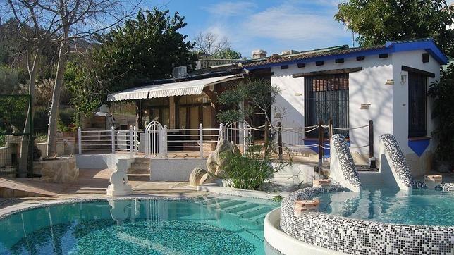 Cinco casas rurales que pueden ser perfectos nidos de amor-La Casa del Loto (Málaga)