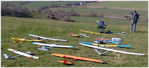 Such rc gliders can be very expensive and the faster speeds demand good reactions and co-ordination - this is not the sort of model you want to break due to inexperience!