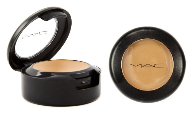 MAC Studio Fix Concealer - this is the go-to concealer for covering blemishes. It's highly pigmented & has a thick, creamy consistency  that's easy to blend & won't budge all day. It also comes in a wide shade of colors, so there is no way you won't find the perfect match for your skin. $18 at MAC.