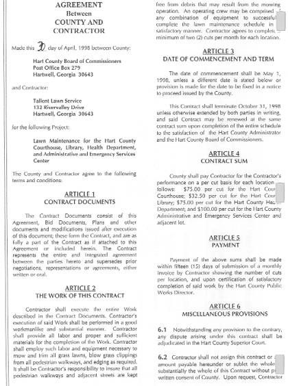 897 best Basic Legal Document Template images on Pinterest Real - employment contract free template