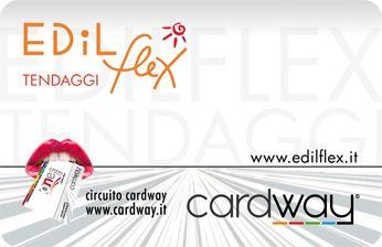 Edilflex Srl - Attività Convenzionata - Cardway