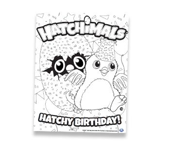 7 Best Hatchimals Party Images On Pinterest Birthday