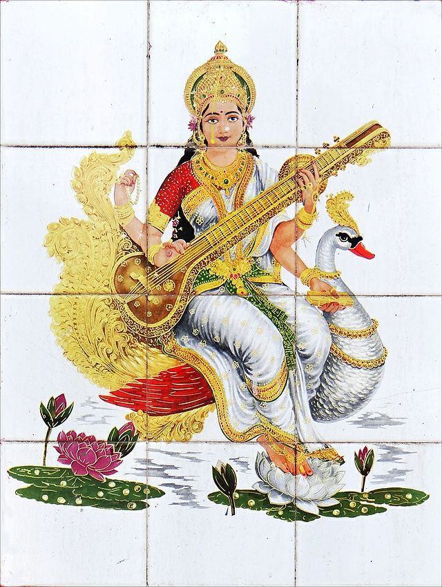 17 best images about saraswati on pinterest hindus
