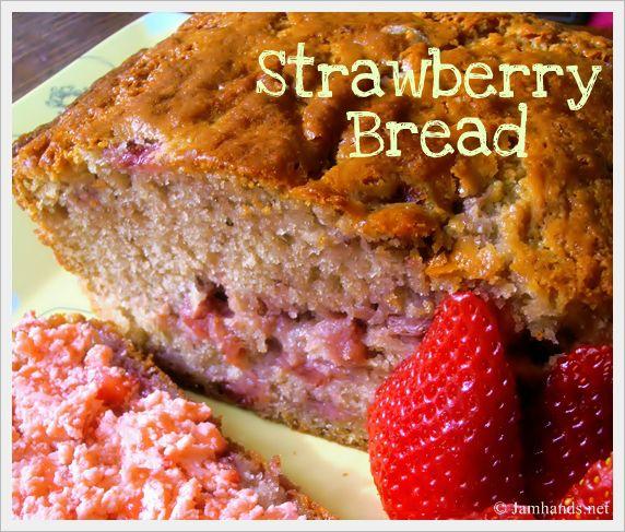 : Strawberries Breads, Strawberries Food, Sweets Treats, Strawberries Butter, Baking, Sweets Breads, Butter Recipe, Food Recipe, Summer Treats