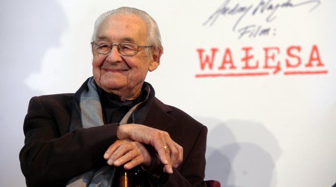 Andrzej Wajda (Walesa.Man Of Hope, 2013)