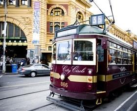 Melbourne City Circle Tram