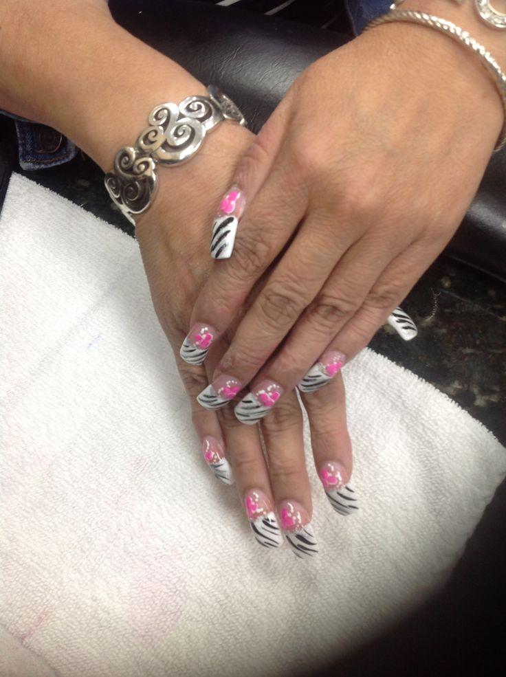 ghetto fabulous nails