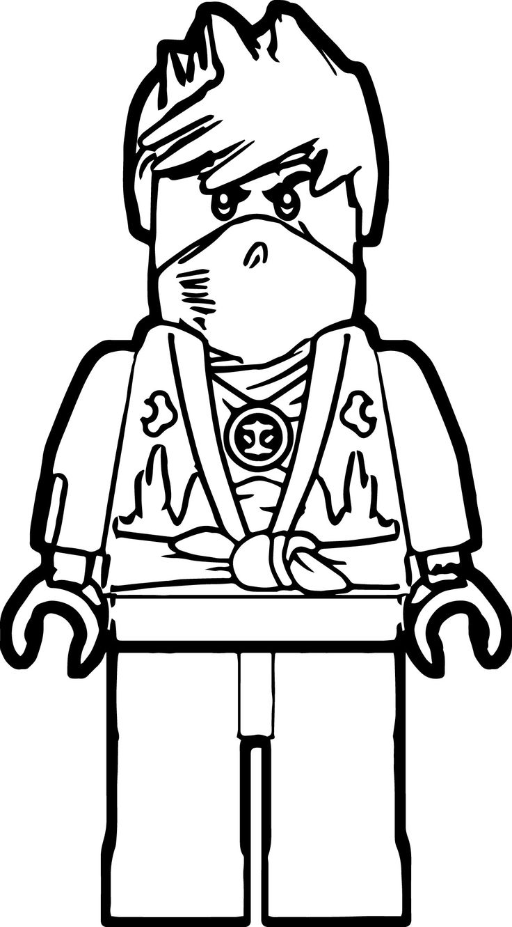 Coloring pages nexo knights - Lego Coloring Pages