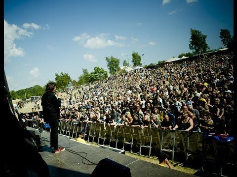 Jon English & Spearfish - Six Ribbons. Live at Sweden Rock Festival in J...