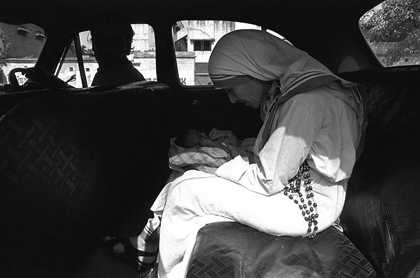 mother teresa, children pictures - Google Search