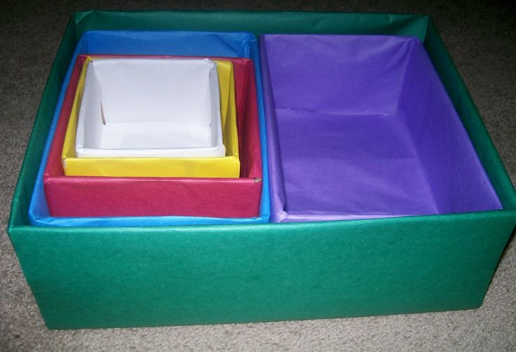 Math = Love: Made 4 Math Monday: Real Number System Nesting Boxes