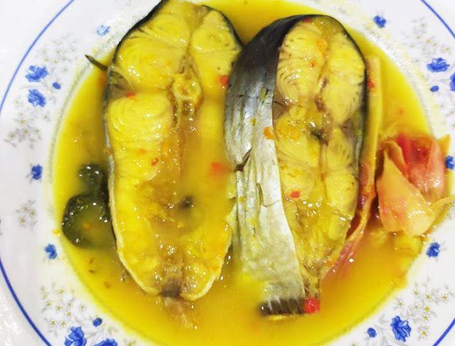Resepi Patin Tempoyak Original Pahang Makanan Resep Ikan Resep