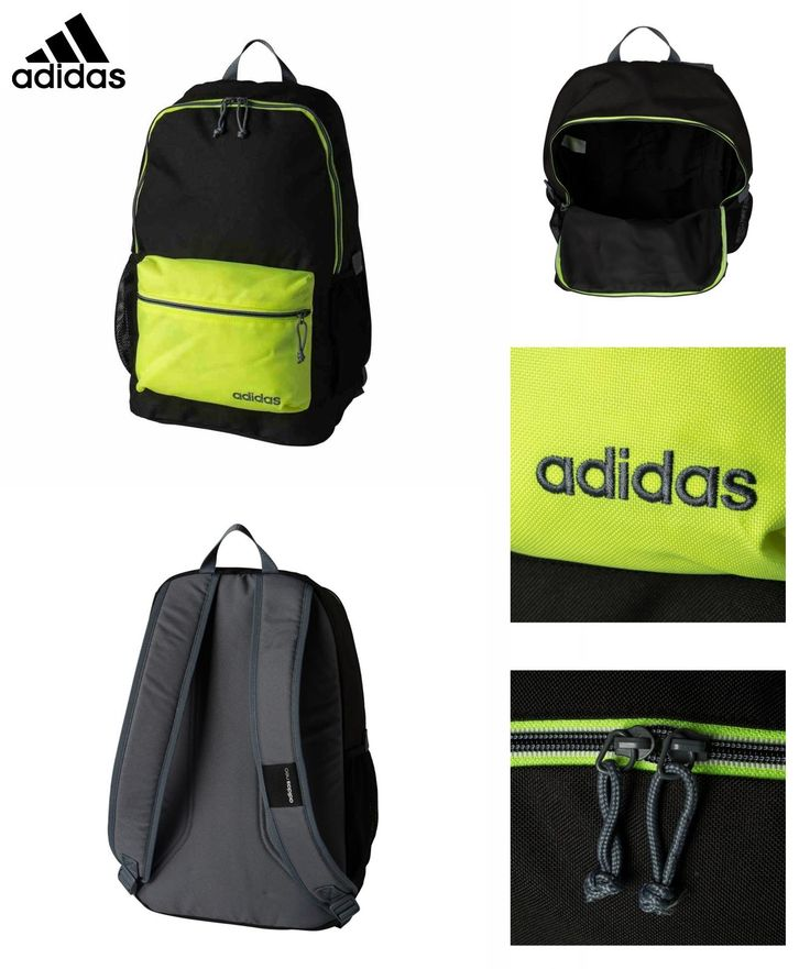 [Visit to Buy] Original New Arrival Adidas NEO Label Unisex  Backpacks Sports Bags  #Advertisement