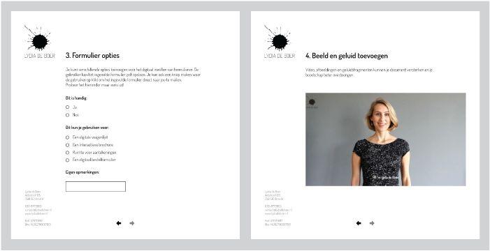 interactieve pdf