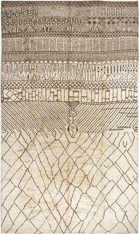 middle atlas tribe moroccan rug, via mehraban